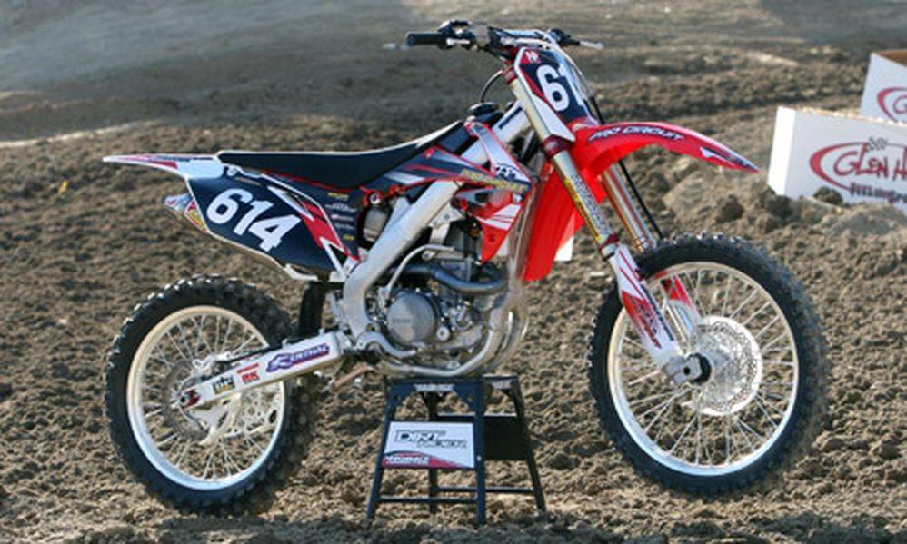 Pro Circuit 2010 Honda CRF250R - Dirt Rider Magazine | Dirt