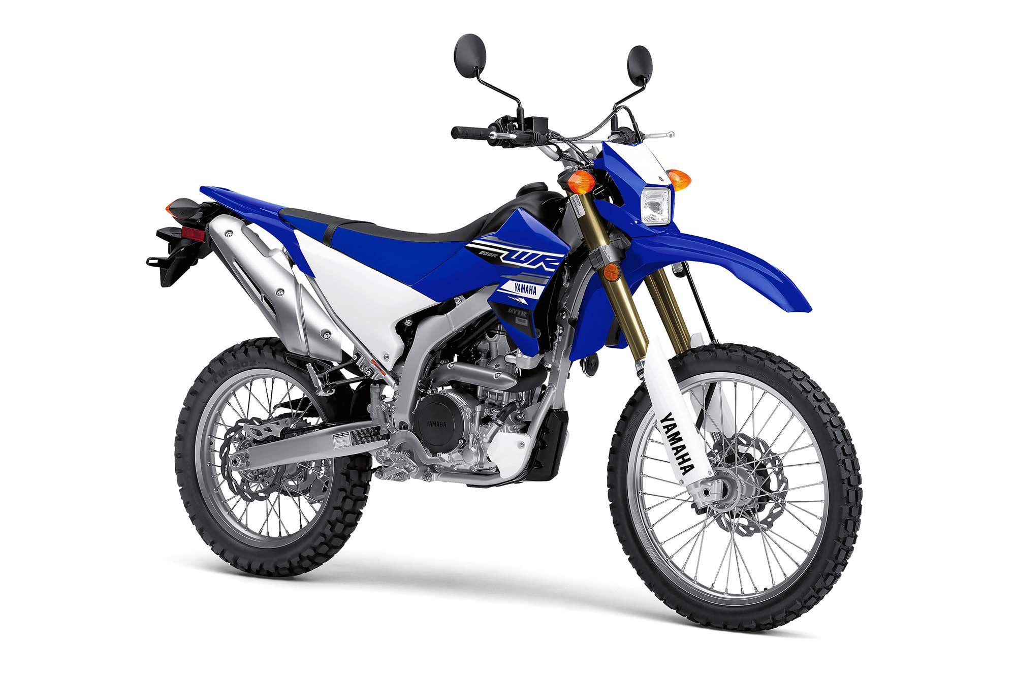 Where's the Yamaha WR300R?