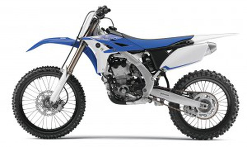 2013 Yamaha YZ450F and YZ250F Motocross Bikes - First Look   Dirt Rider