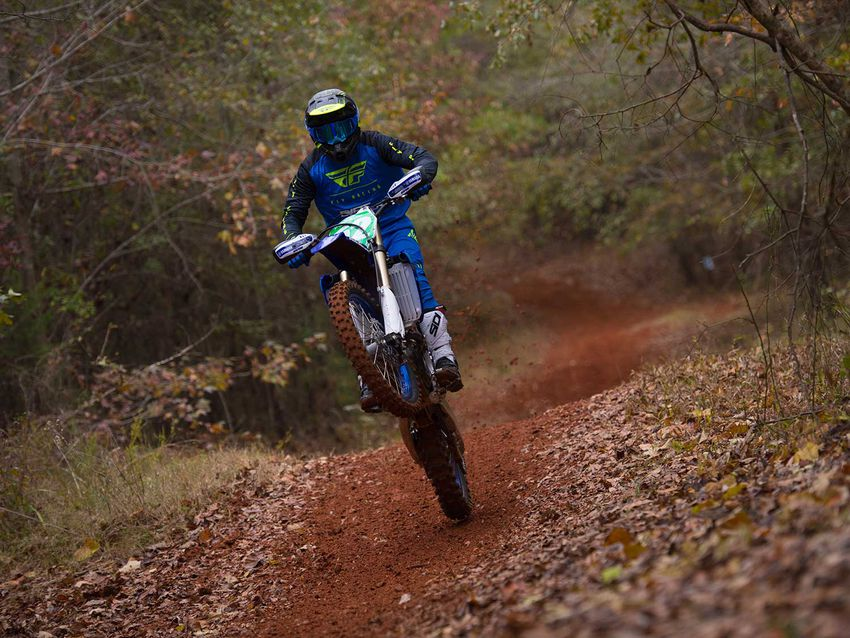Overall, Yamaha did a great job with the updates it made to the 2020 YZ250FX. The tuning fork guys filled in some of the small gaps the bike was missing to make it a better off-the-showroom-floor competition model.