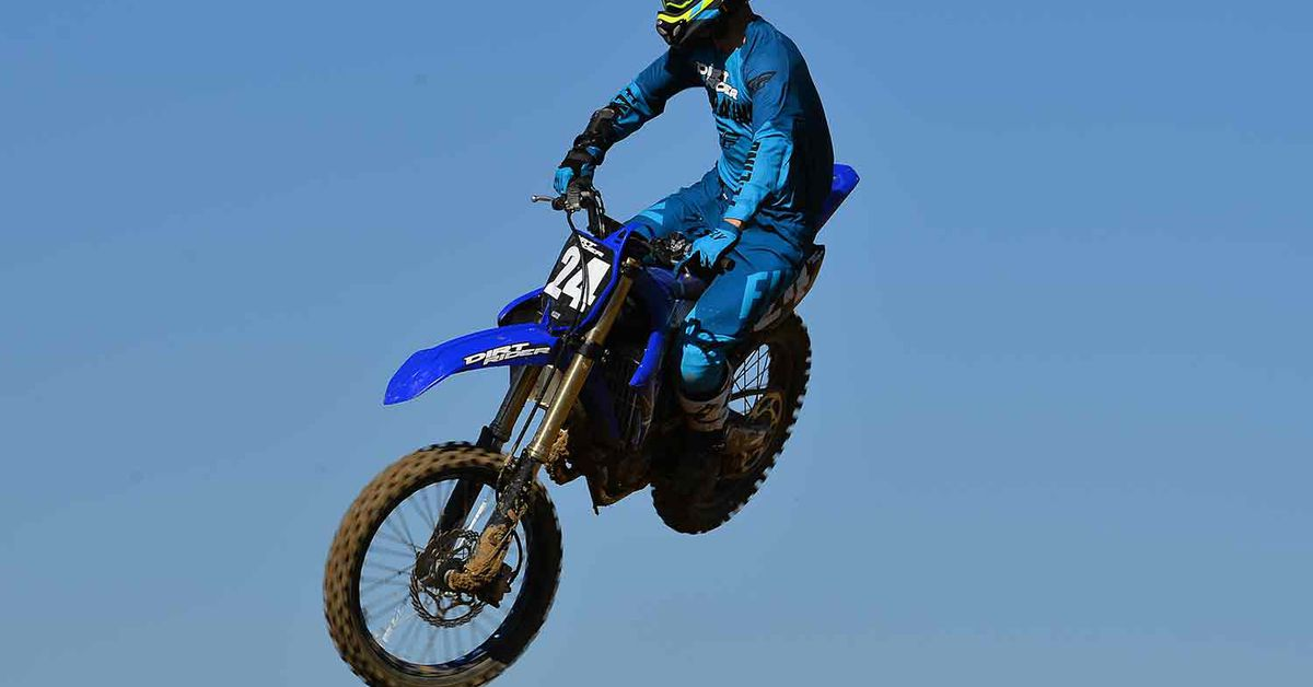 2021 Yamaha YZ250F Review First Ride