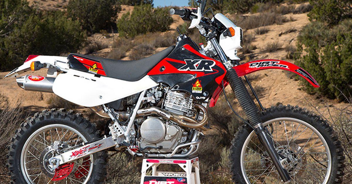 2015 Honda XR650L Project Bike | Dirt Rider