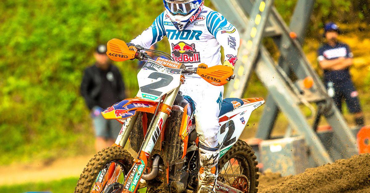 2019 Spring Creek National Motocross 450 Class Race Report