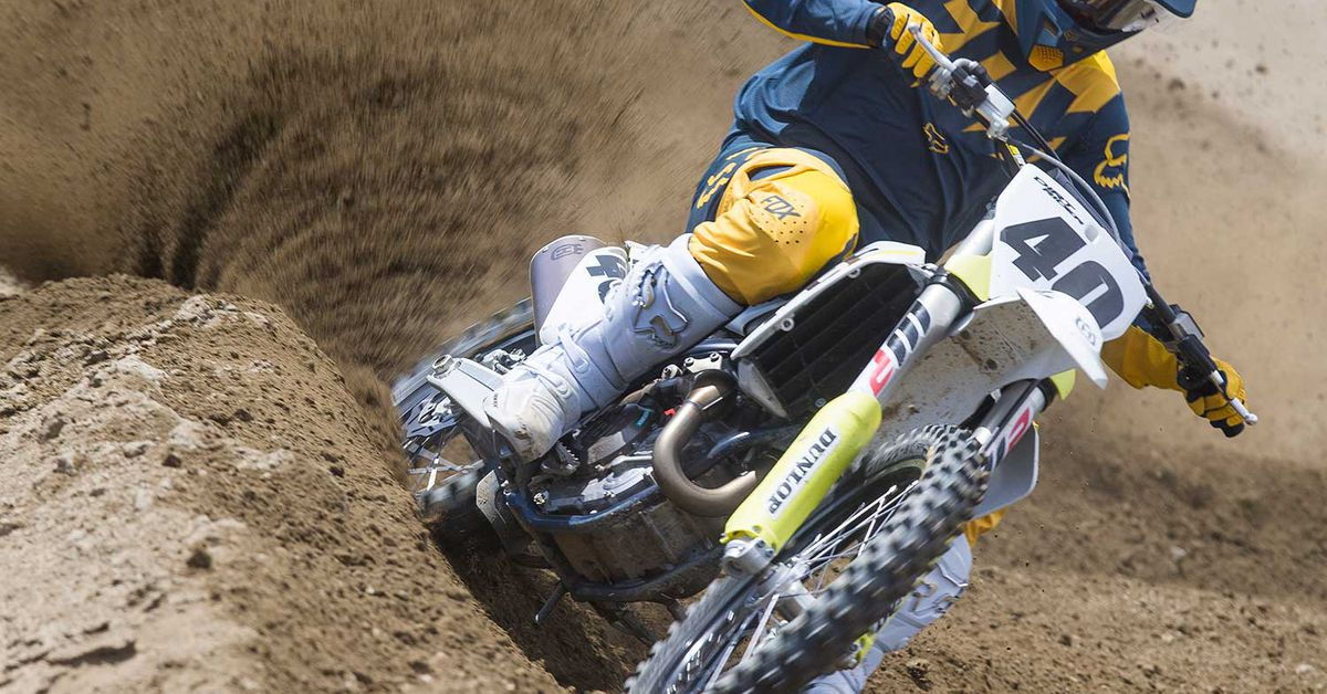 Motocross Jerseys From Fox, Troy Lee Designs, And Fly Racing