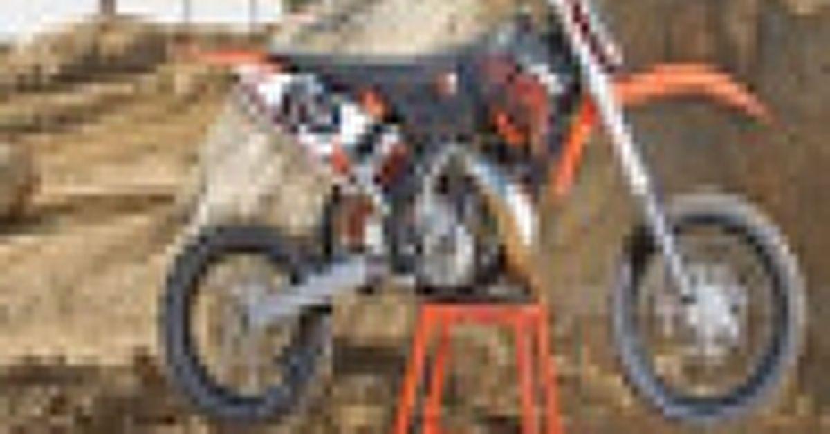 2009 KTM 50 SX And 65 SX, Riding Impression - Dirt Rider Magazine