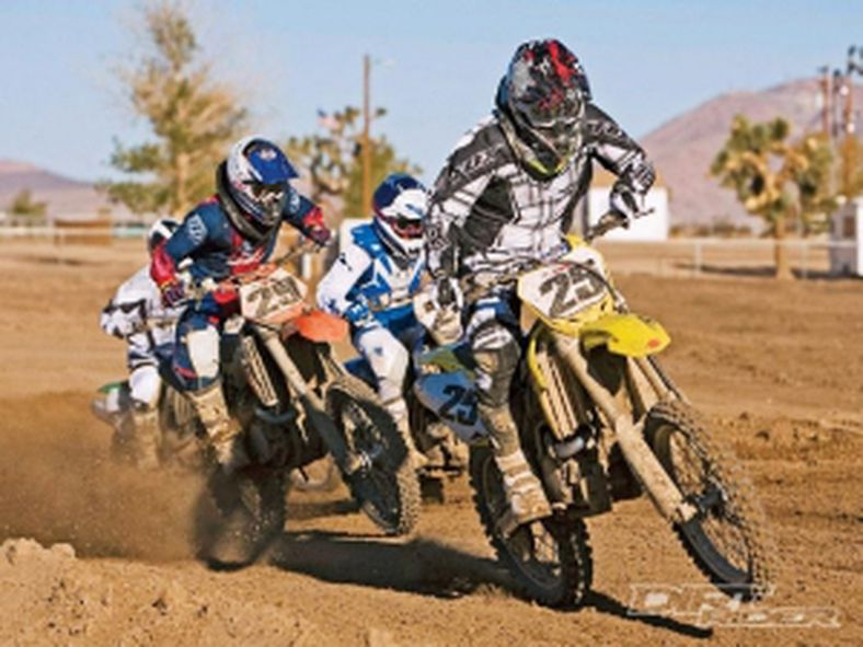 2009 450 MX Shootout - Dirt Rider Magazine   Dirt Rider