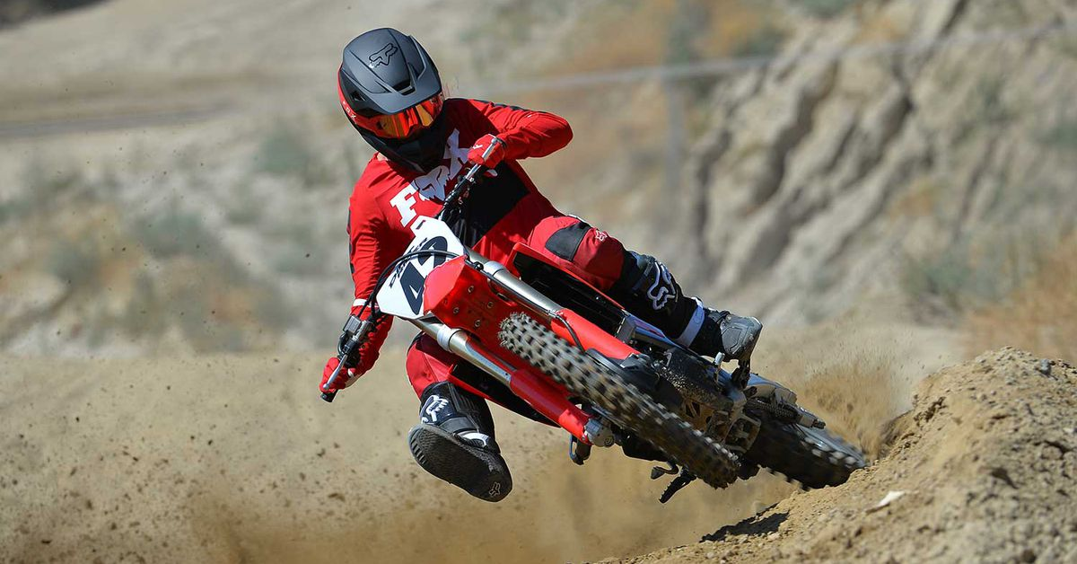 2020 Honda CRF450R First Ride Review