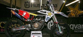 0a626cda 2019 Rockstar Energy Husqvarna Factory Racing Team Introduction ...