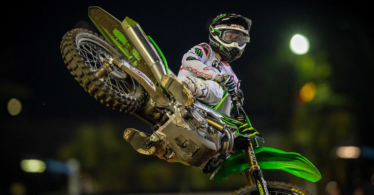 2019 Daytona Supercross 450 Class Race Report