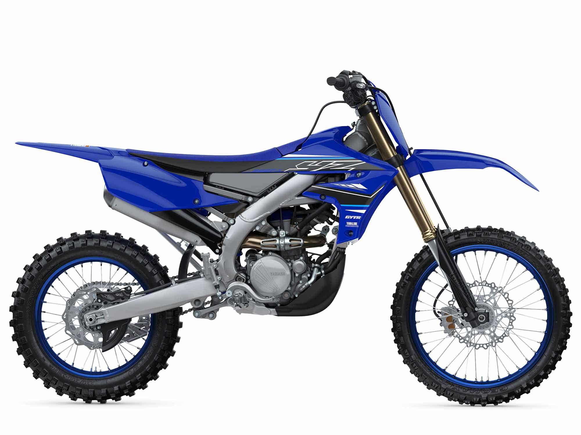 2021 Yamaha YZ250FX