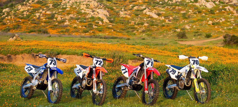Best 450 Off-Road Dirt Bike   Dirt Rider
