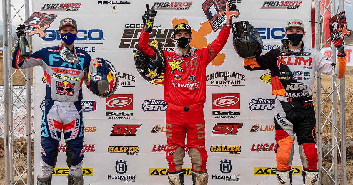 2020 Glen Helen 1 EnduroCross Race Report