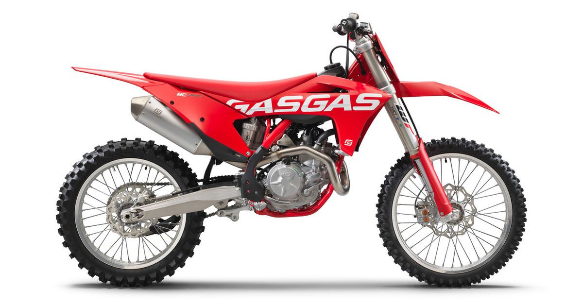 2021 GasGas Motorcycles First Look