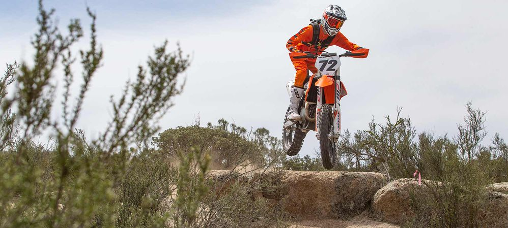 Best 450 Off-Road Dirt Bike 2019 KTM 450 XC-F   Dirt Rider