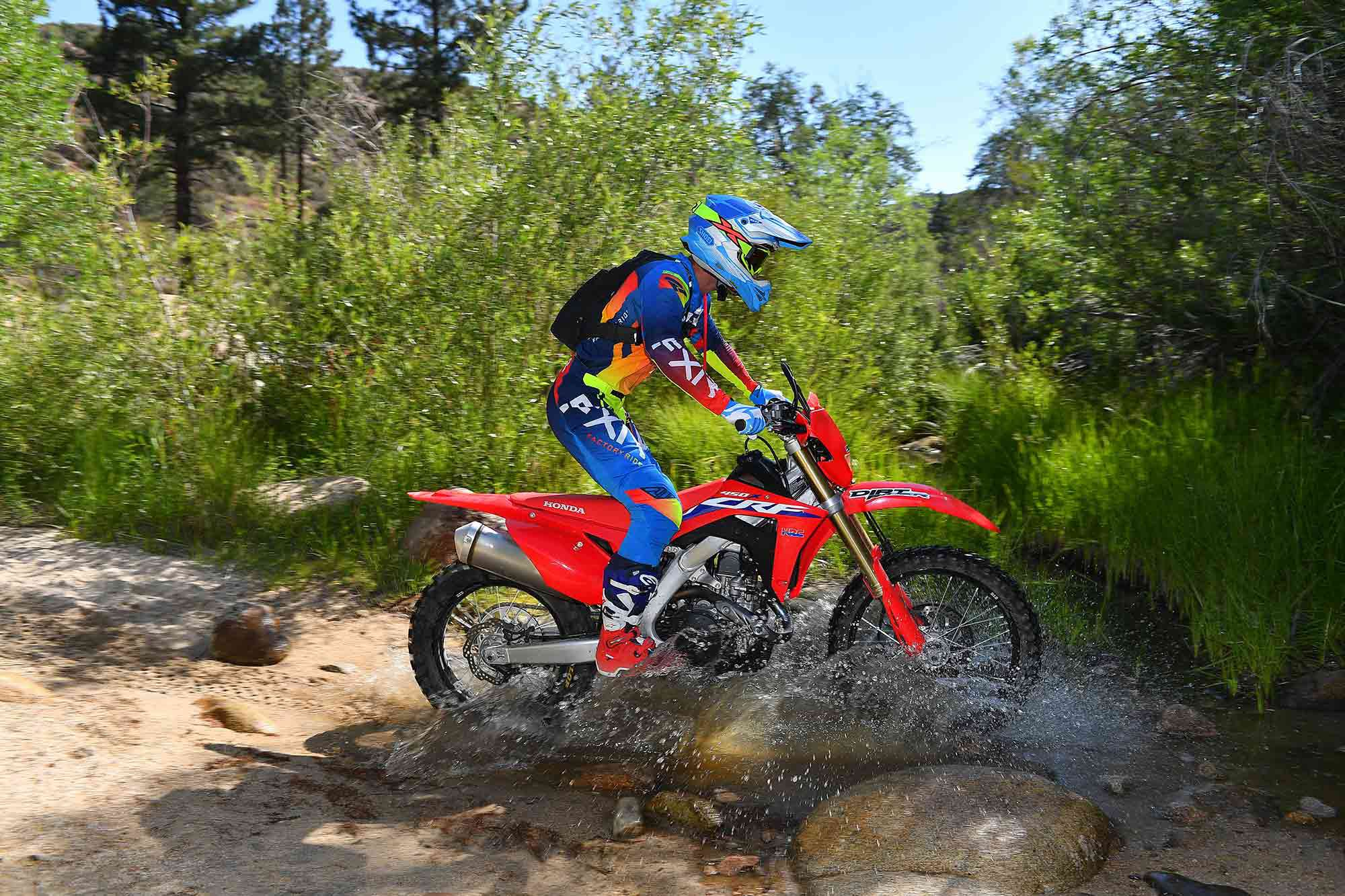 2021 Honda CRF450X Review