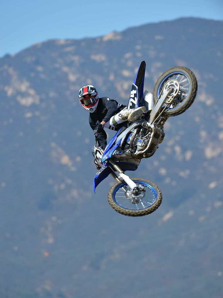 Astonishing 2020 Yamaha Yz250F First Ride Review Dirt Rider Caraccident5 Cool Chair Designs And Ideas Caraccident5Info