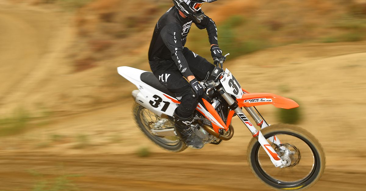2020 KTM 350 SX-F First Ride Review