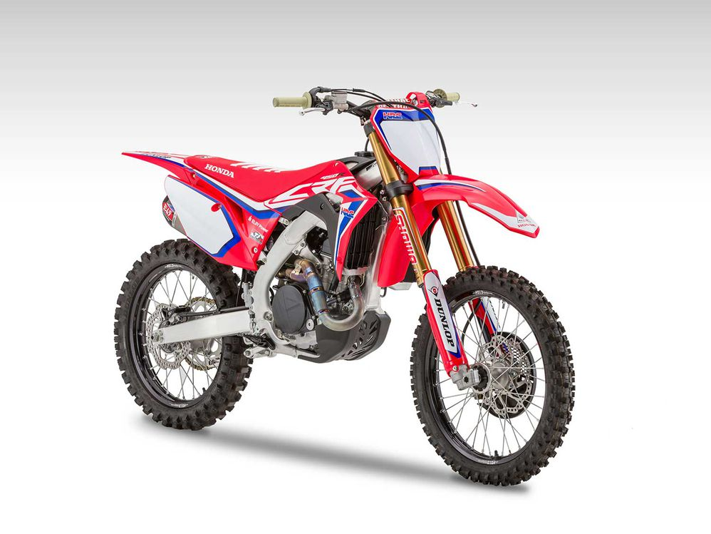 2020 Honda CRF Motocross And Off-Road Models Unveiled | Dirt