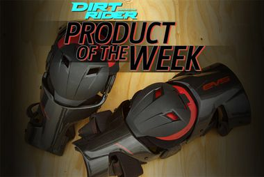 80e7e7ffd3 EVS Web Pro Knee Braces - Product Of The Week | Dirt Rider