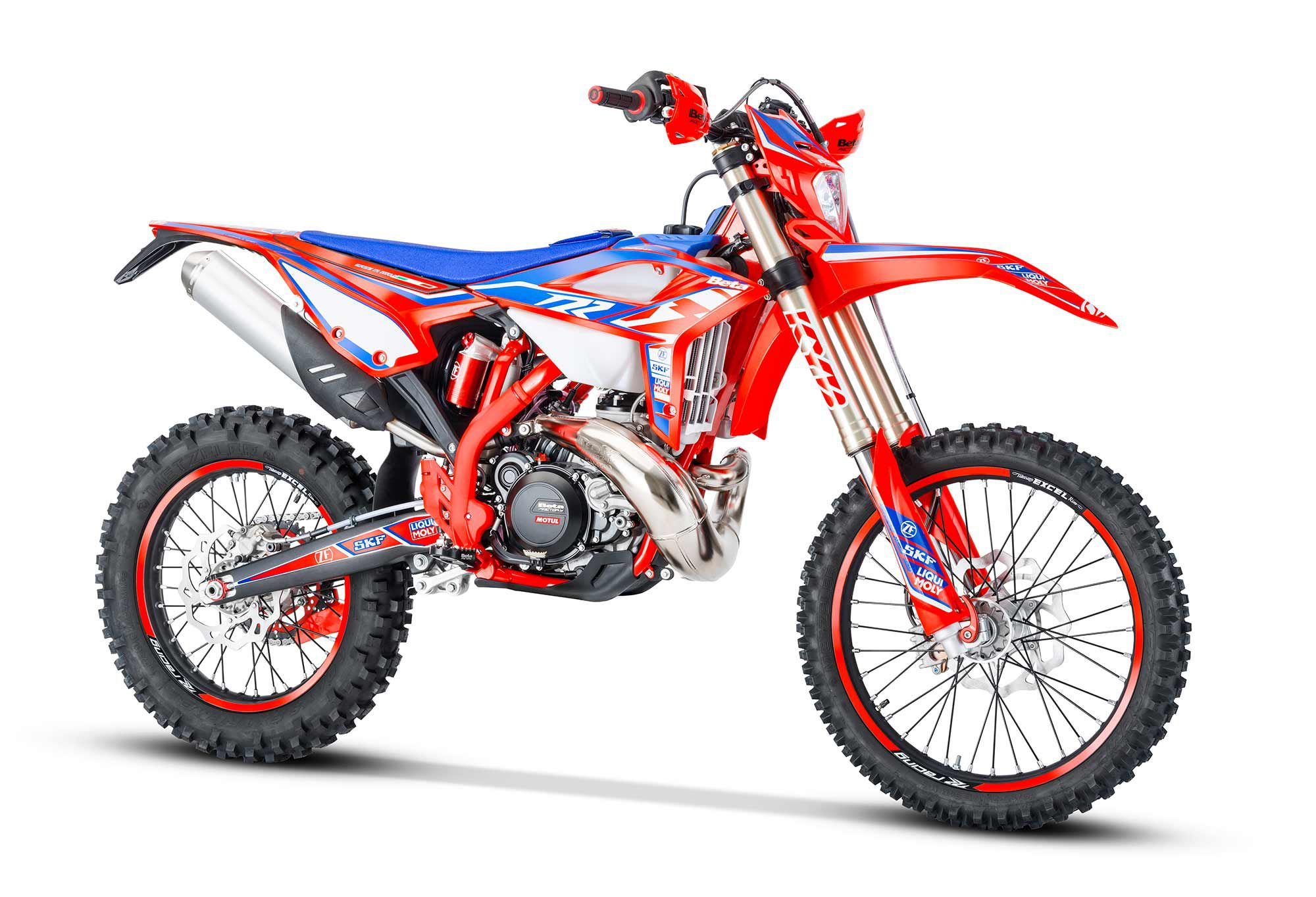 2022 Beta Race Edition Off-Road Motorcycles First Look