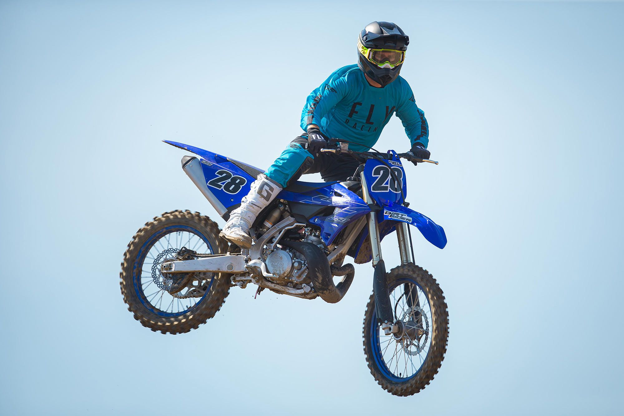 2022 Yamaha YZ250 First Ride Review