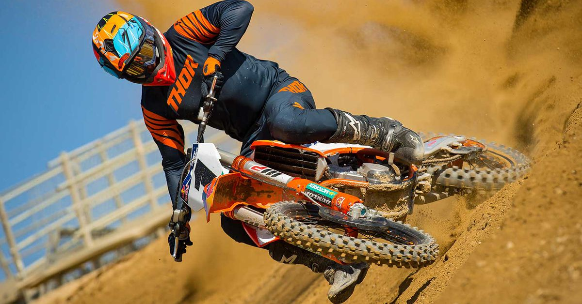 2020 KTM 450 SX-F Factory Edition Review First Ride