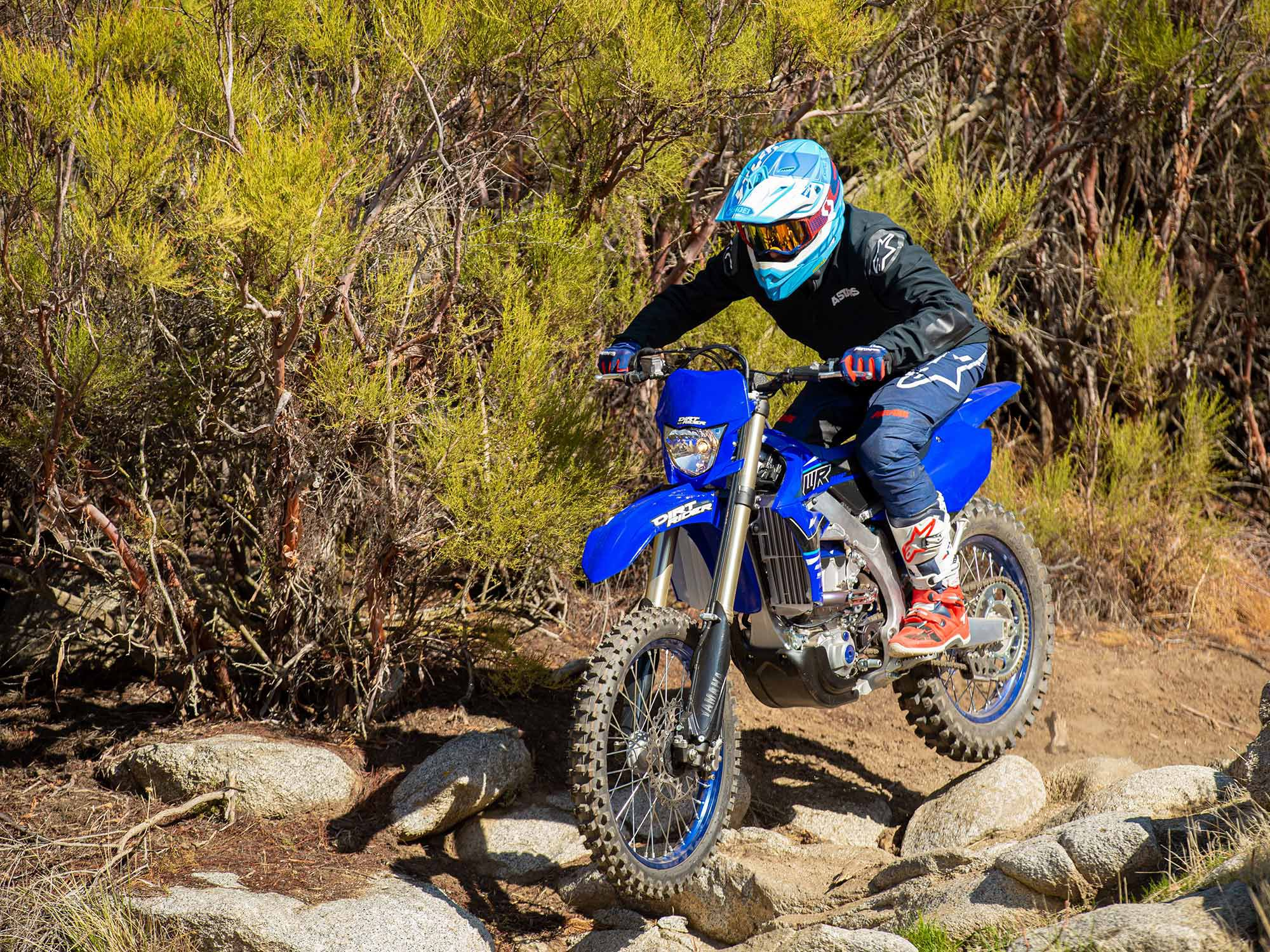 2021 Yamaha WR250F Review