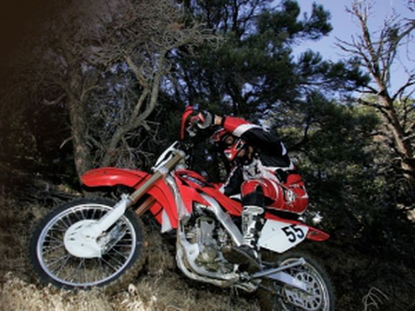 Incredible 2005 Honda Crf250X Dirt Rider Magazine Dirt Rider Gmtry Best Dining Table And Chair Ideas Images Gmtryco