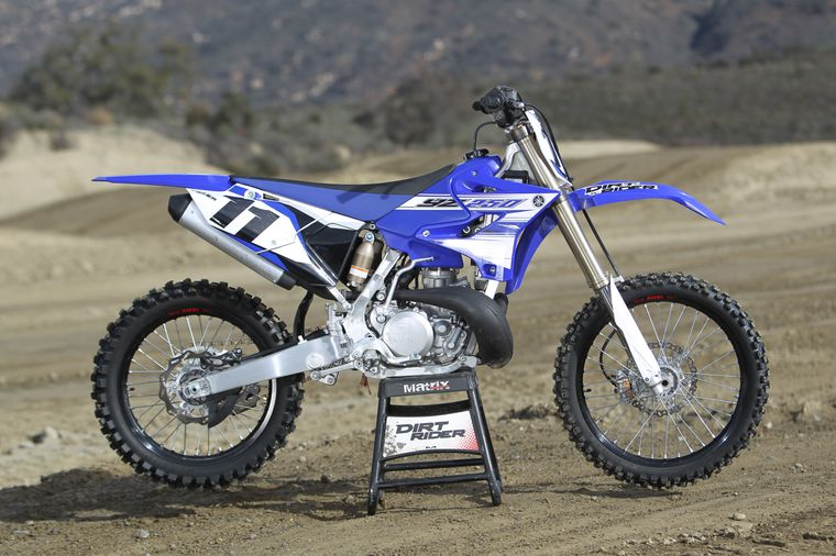 2016 Yamaha Yz250 Five Reasons This Should Be Your Next