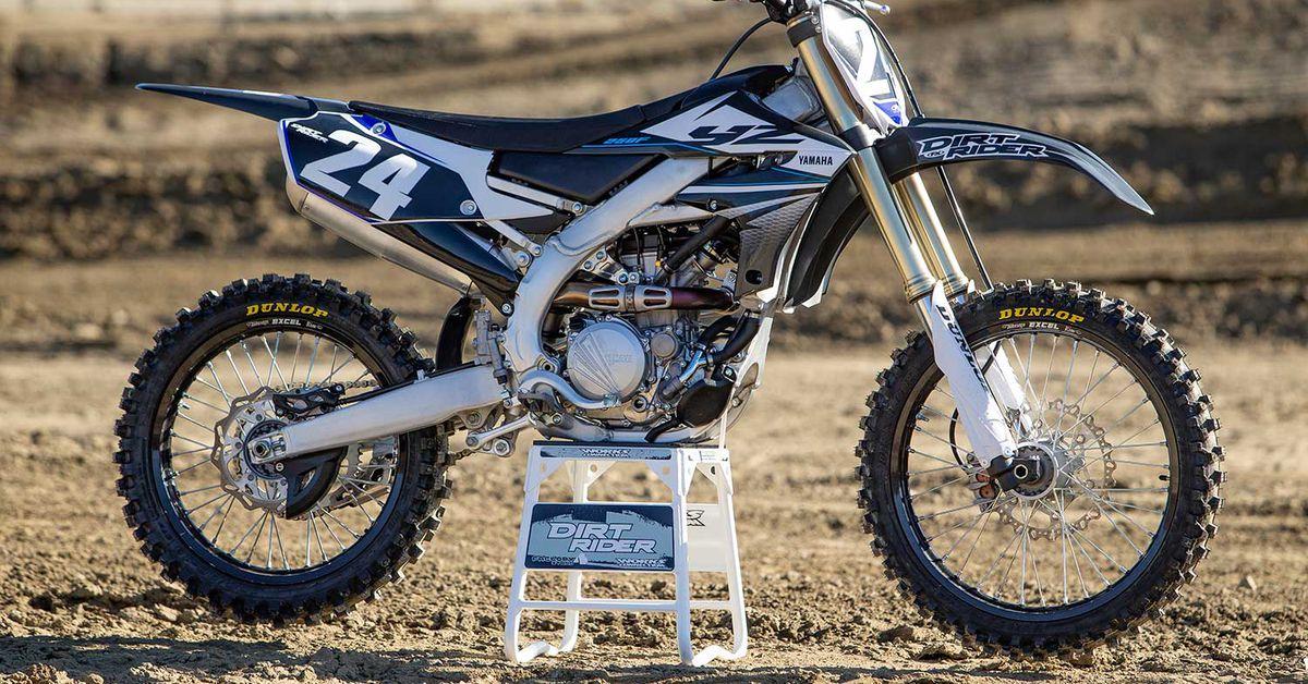 2020 Yamaha YZ250F Dyno Test