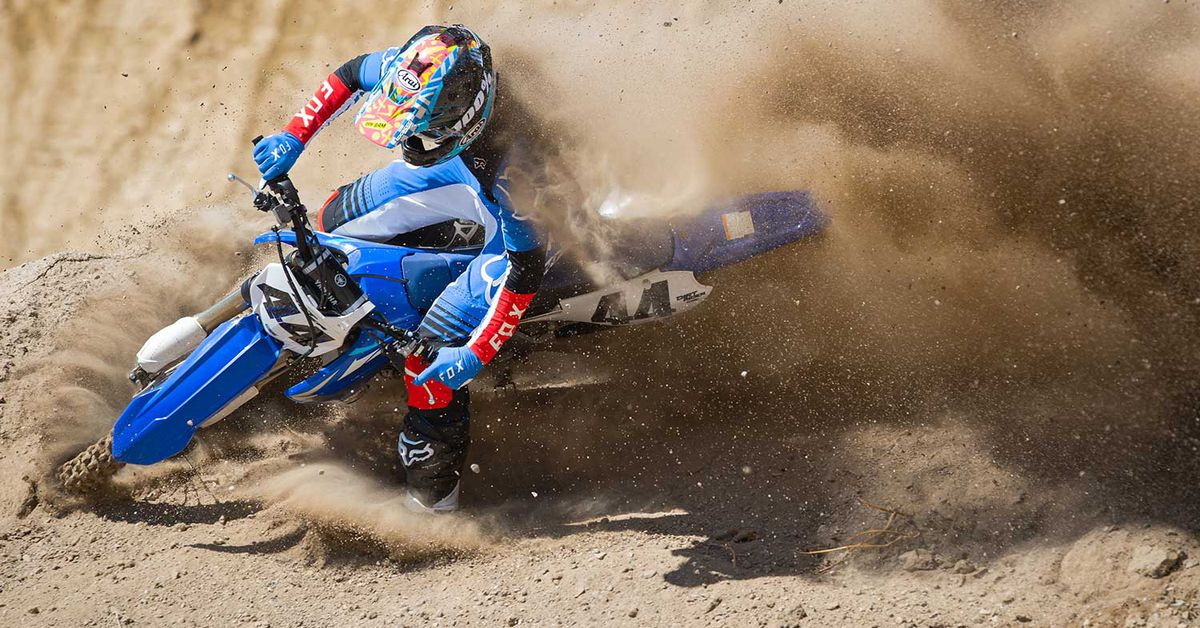 2020 Yamaha YZ450F First Ride Review