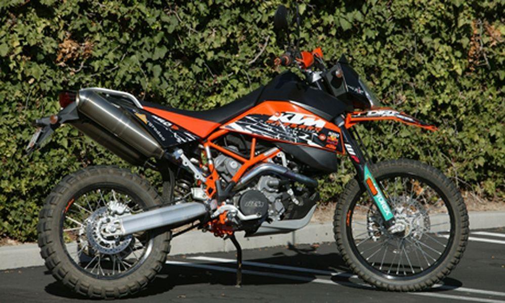 Riding Impression: KTM 950 SE - Dirt Rider Magazine   Dirt Rider