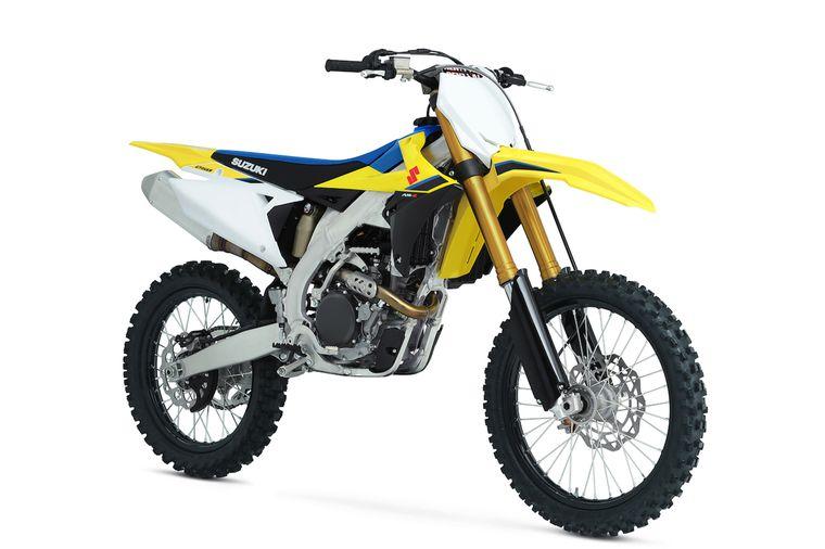 New Suzuki Dirt Bikes Off Road Adventure Bikes Dirt Rider
