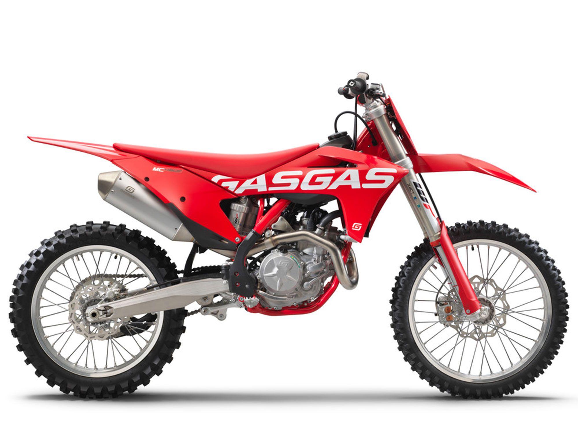 2021 GasGas MC 450F