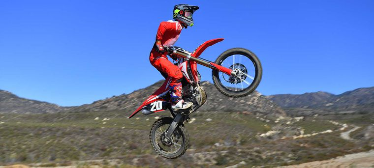 Stupendous 2019 Honda Crf250R First Ride Review Dirt Rider Bralicious Painted Fabric Chair Ideas Braliciousco