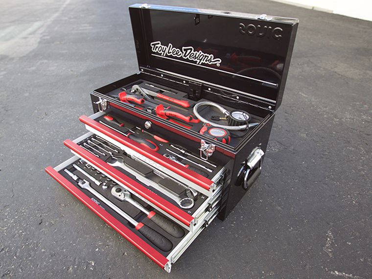 Sonic Tools Tld Signature Tool Box Review Dirt Rider
