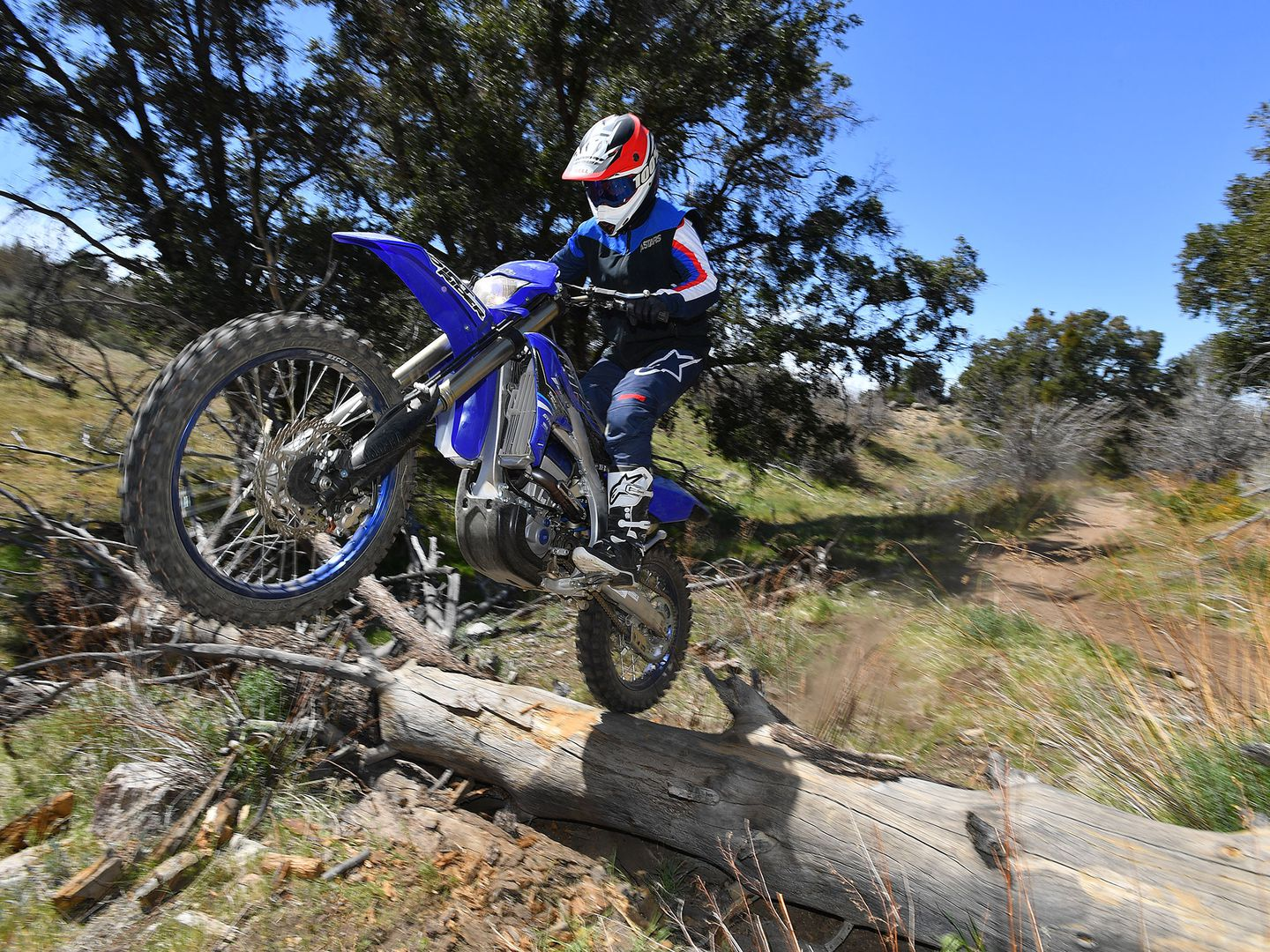 2021 Yamaha Wr450f Review