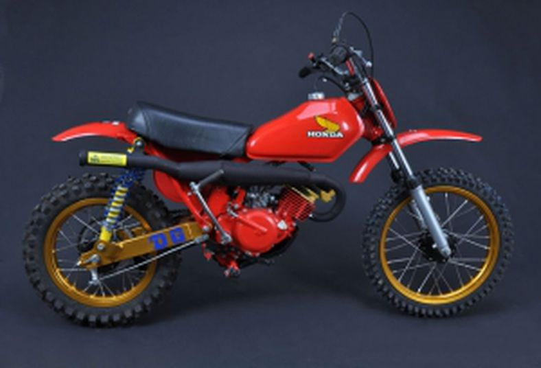 Honda MR50 Restoration - A View from Carson's World - Dirt