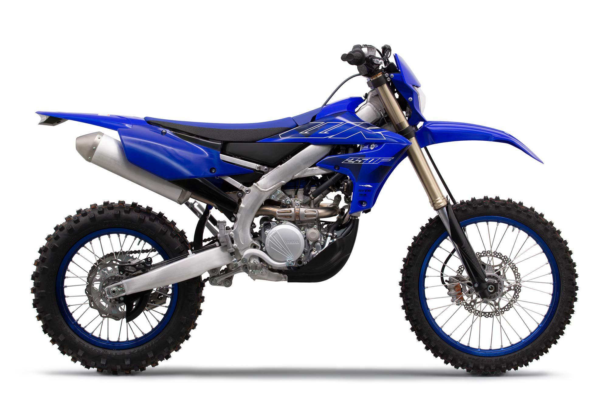 2022 Yamaha Enduro Motorcycles First Look