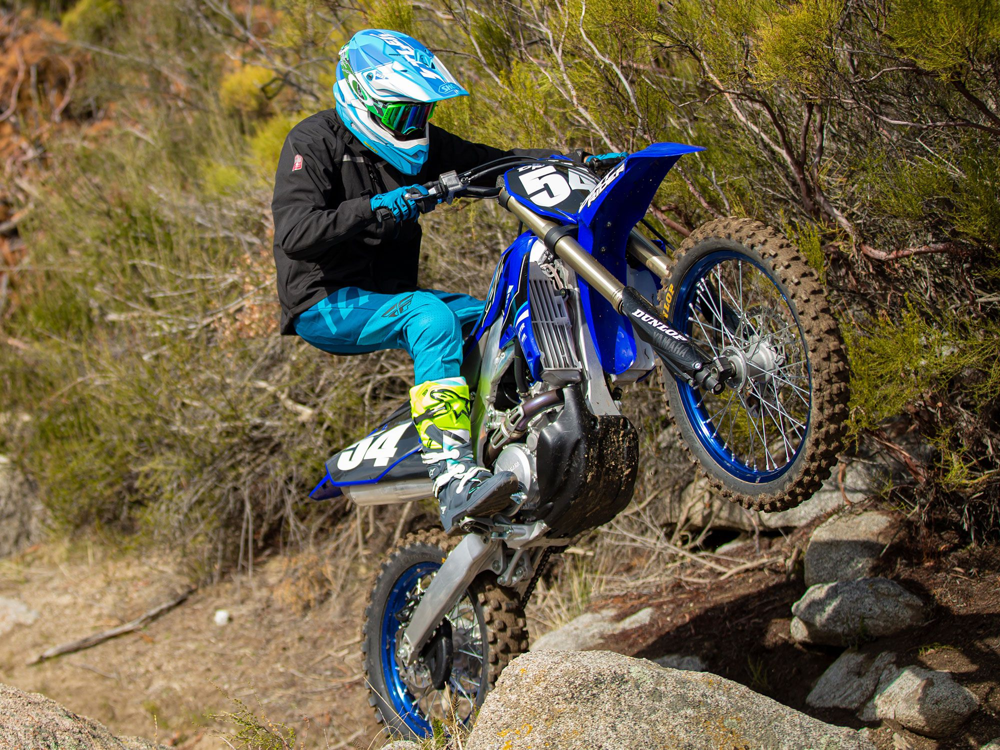 2021 Yamaha YZ250FX Review