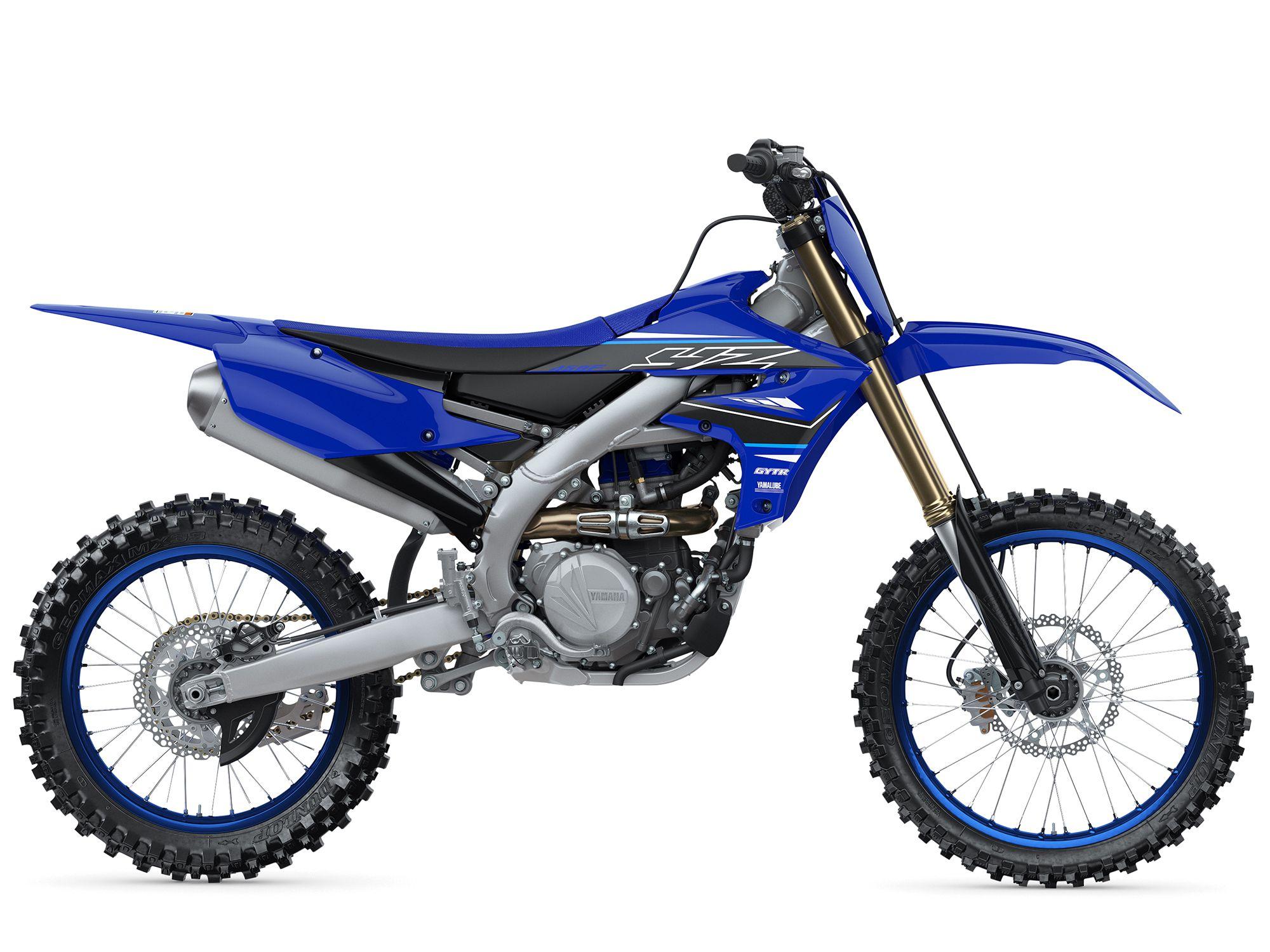 2021 Yamaha YZ450F