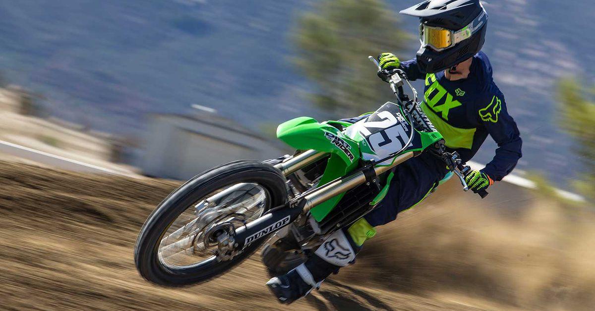 Best Motocross Bike 5th Place—2020 Kawasaki KX250