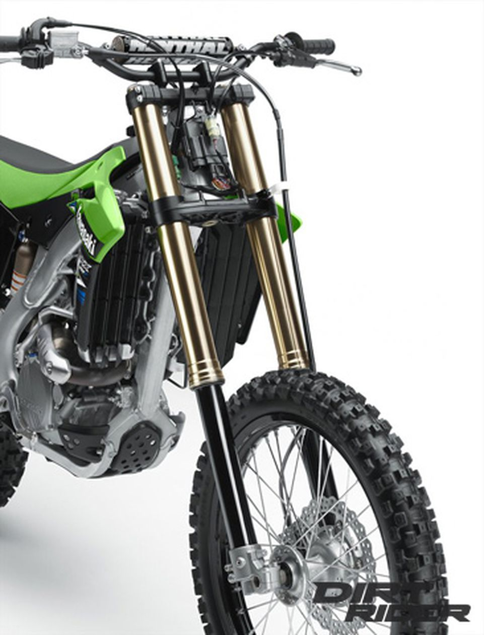 2014 Kawasaki KX250F & KX450F | Dirt Rider